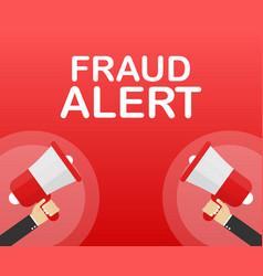 Fraud alert security audit virus scanning vector