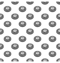 Roulette casino seamless pattern vector