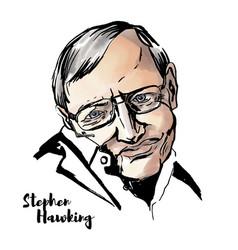 Stephen hawking vector