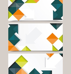 Template design vector