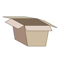 open box icon image vector image vector image