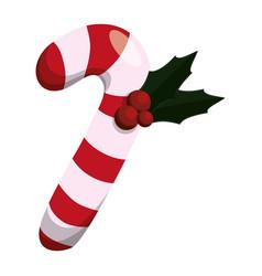 christmas candy bar vector image