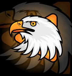 Esport eagle vector