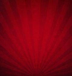 Red Luxury Sunburst Background vector
