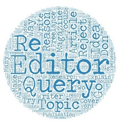 Why Don t Magazine Editors Like My Article Ideas vector image