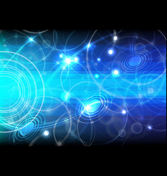 abstract background futuristic style card vector image vector image