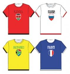 Sportswear vector