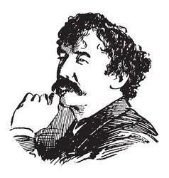 James whistler vintage vector