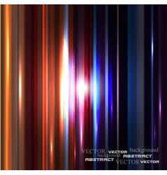 striped abstract background vector image