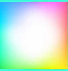 abstract gradient background with pastel color vector image