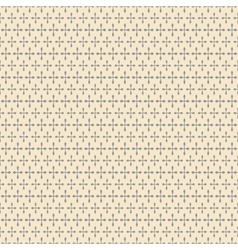 Retro seamless pattern for vector image vector image