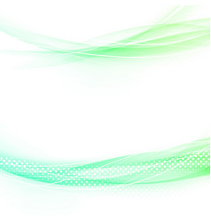 bright eco modern abstract hi-tech background vector image