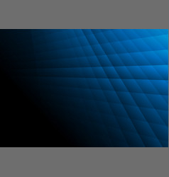 dark blue minimal abstract technology background vector image
