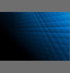 Dark blue minimal abstract technology background vector