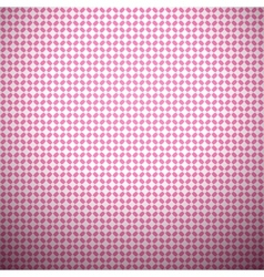 Pink and white cloth texture background vector image