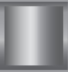 Silver gradient background silver design texture vector