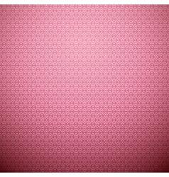Romantic seamless pattern tiling sweet pink vector