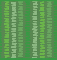 Abstract green hues seamless background vector