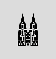 Cologne Cathedral vector