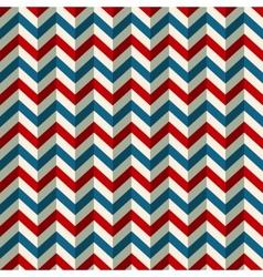 Retro background american patriotic colors vector