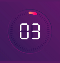 Clock and watch vector