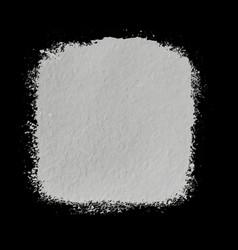 Grey paint texture vector
