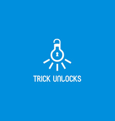 Secret unlock vector