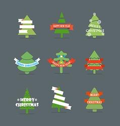 Christmas season elements collection vector