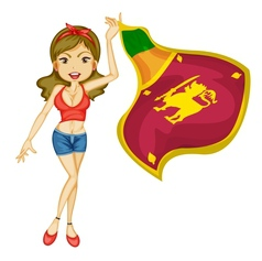 National pride vector image