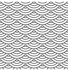Seamless vintage pattern texture vector image vector image