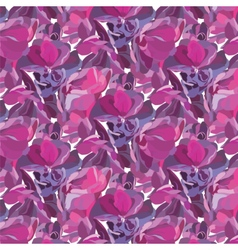 Spring Summer Flower pattern vector image