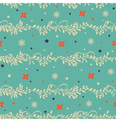 New year christmas background vector