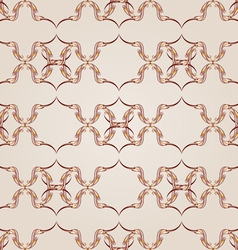 Patterned lines vector image vector image