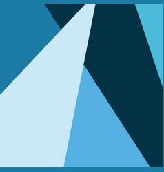 Wallpaper geometric abstract decoration modern vector