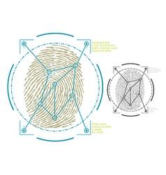 Biometric biometric2 vector