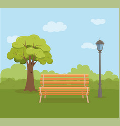 kinder playground vector image