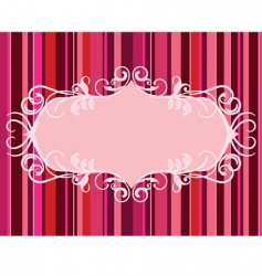 lined background vector image vector image