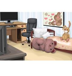 Room vector image