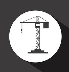 Engineer icon design vector image