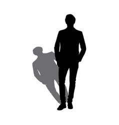 business man image vector image