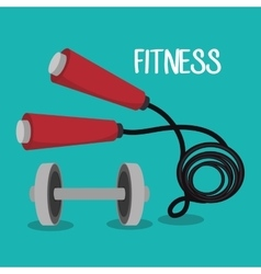 sports fitness design vector image vector image