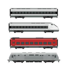 Trains vector