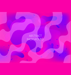 abstract pink and violet vibrant background vector image
