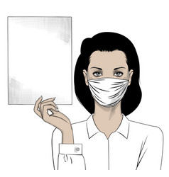 corona virus quarantine vector image