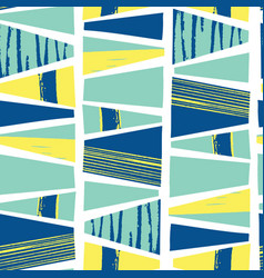 vertical lines trapezoid shapes seamless vector image