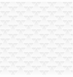 white decorative geometric texture seamless vector image