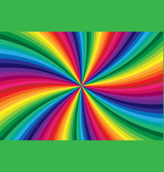 Rainbow colored background vector
