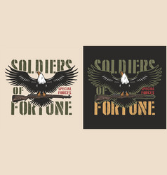 army colorful badge vector image