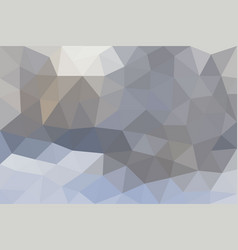 light-colored background in low poly style vector image