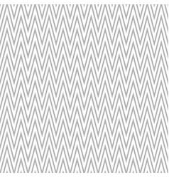 stylish seamless zigzag pattern - trendy design vector image